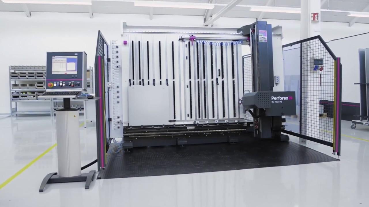 Smart Engineering and Production   Efficiency in panel building   Eplan, Rital, Phoenix Contact