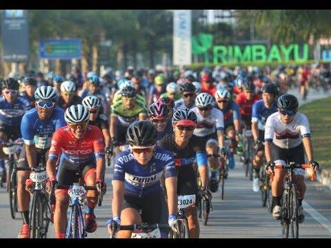 NST C-Cycle Challenge 2018 kicks off in Kota Kemuning