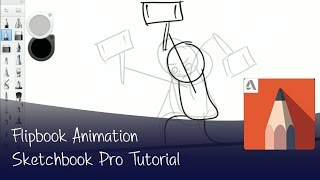 Creating Flipbook Animation in Sketchbook