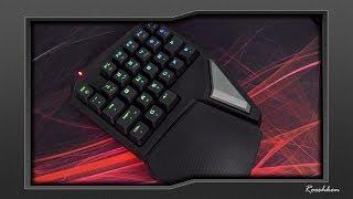 Idealny gadżet dla gracza - Keypad Delux T9 Plus, mechanik z RGB