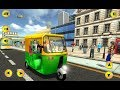 Tuk - Tuk Driving Simulator - Android Gameplay - Free Car Games To Play Now