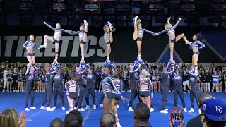 Cheer Athletics Wildcats NCA Showoff 2020