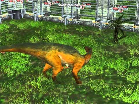 JPOG Raptors Hunting Edmontosaurus