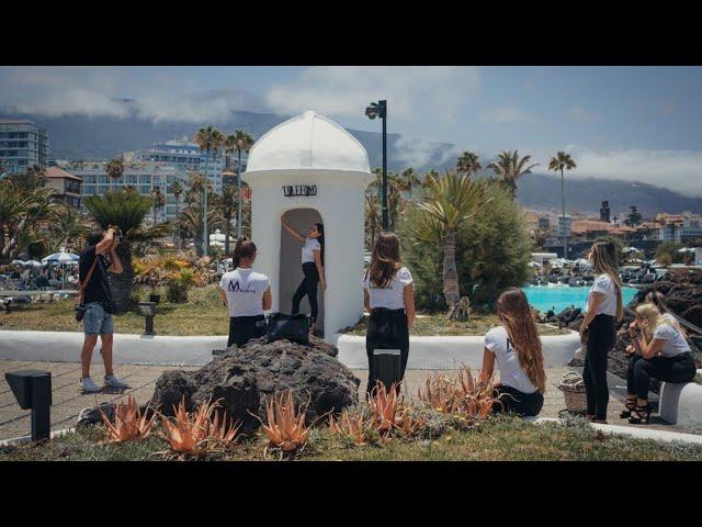 video promocional Puerto de la Cruz - Miss Norte 2021