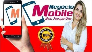 Karine Otto Lança Novo Curso Negócio Mobile Funciona mesmo