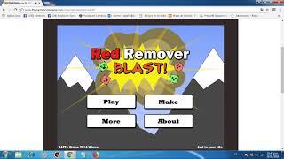 red remover blast stream