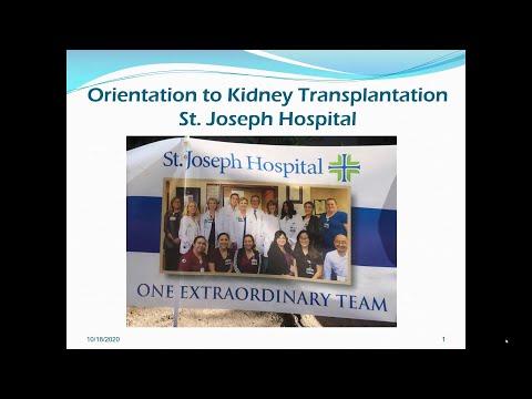Kidney Transplant video