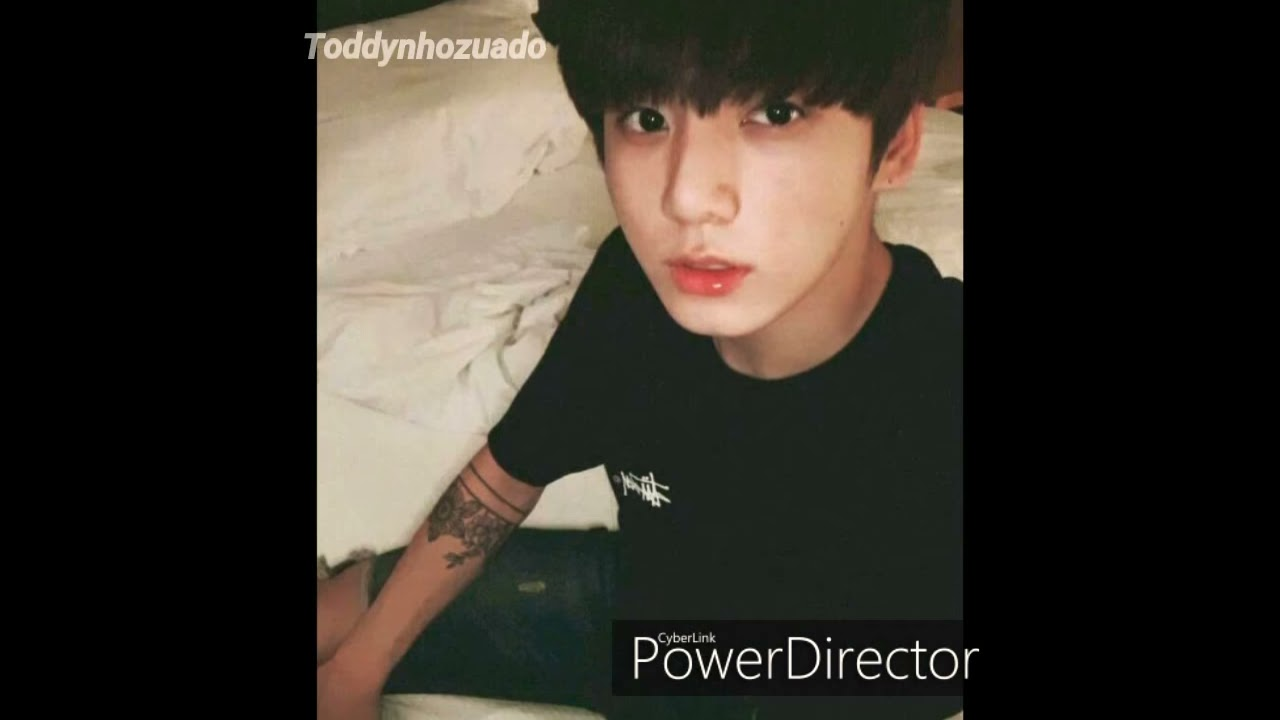 Jungkook Tattoo Shop: Jungkook Tattoo Edit
