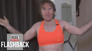 Meet the Man Who Got Breast Implants After Losing a Bet