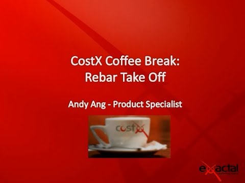 CostX Coffee Break Classroom