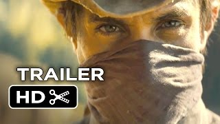 The Burning Official UK Trailer 1 (2015) - Gael Garcia Bernal Movie HD
