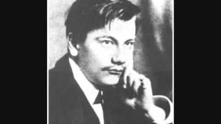 Ernő Dohnányi - Three Pieces Op.23 No.3 Capriccio: Vivace - MARTIN ROSCOE