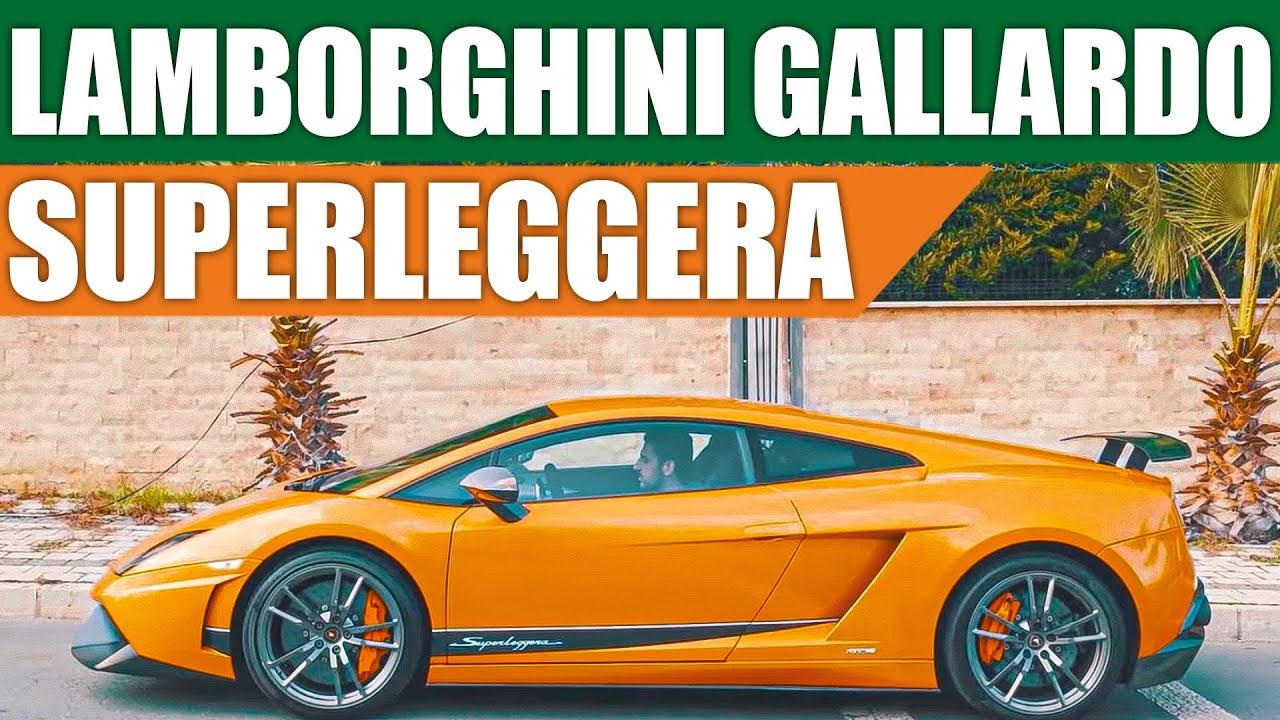 Böyle Bir Egzoz Sesi Yok   Lamborghini Gallardo Superleggera