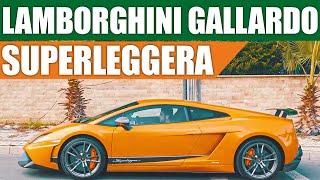 Böyle Bir Egzoz Sesi Yok | Lamborghini Gallardo Superleggera