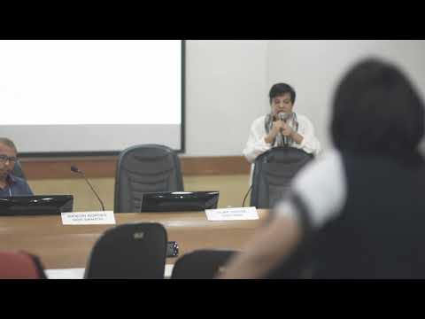 Formação em Saúde do Trabalhador em debate no Abrascão 2018 - Vilma Souza Santana