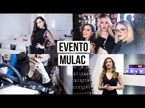 INVITATA AL PARTY PRIVATO DI MULAC A BOLOGNA !!💄| VLOG 15/03/18