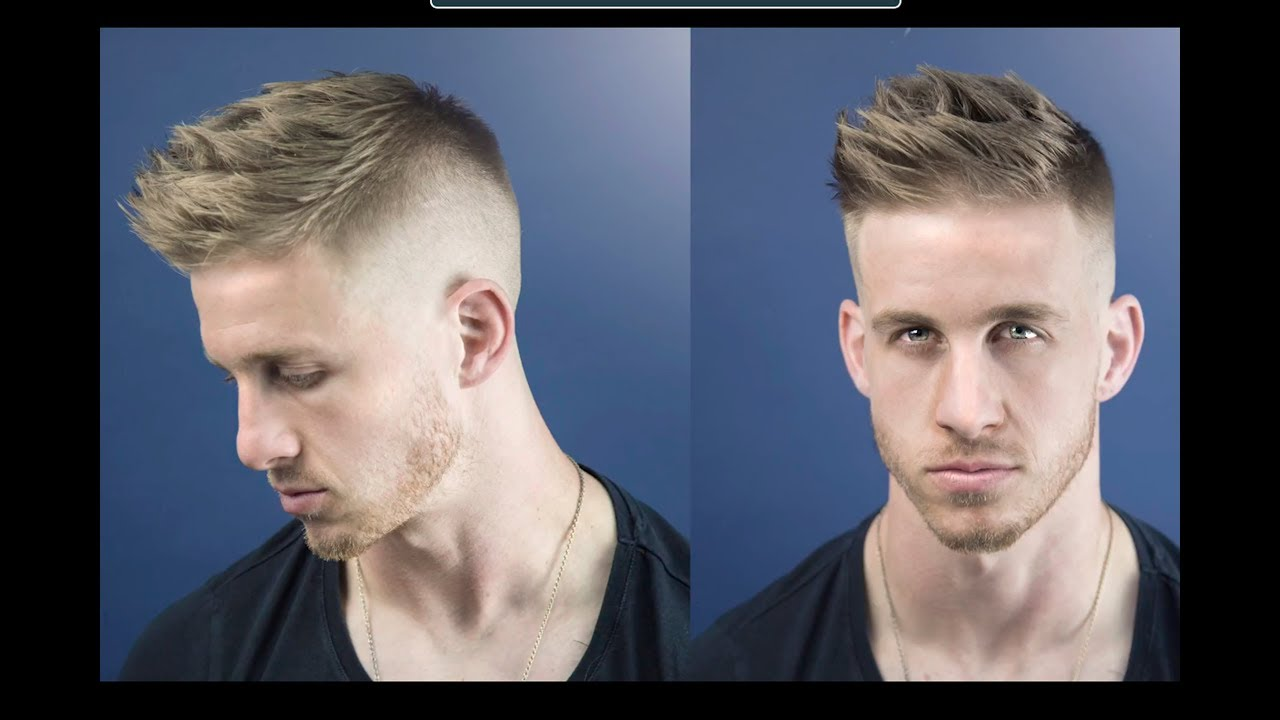 How To Cut And Style A Military Inspired High And Tight Mens