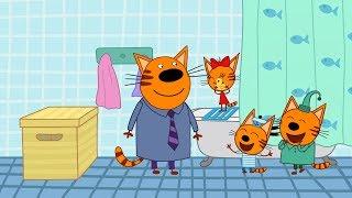 Три кота | Прятки | Серия 61 | Мультфильмы для детей