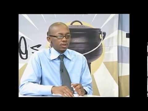 LNDC Head of Investment Promotion, Mr. Mokhethi Shelile speaks about LNDC PCG on LTV Thahameso