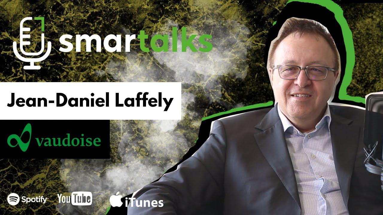 Smartalks Jean-Daniel Laffely CEO Vaudoise Assurances