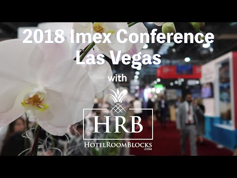 2018 IMEX CONFERENCE IN LAS VEGAS