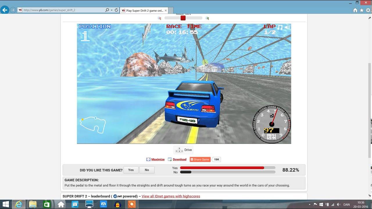 super drift 2 gamplay HOT