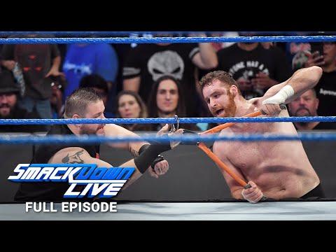 WWE SmackDown LIVE Full Episode, 5 December 2017