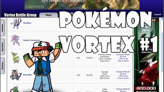 Pokémon Vortex #1 - Mostrando o jogo