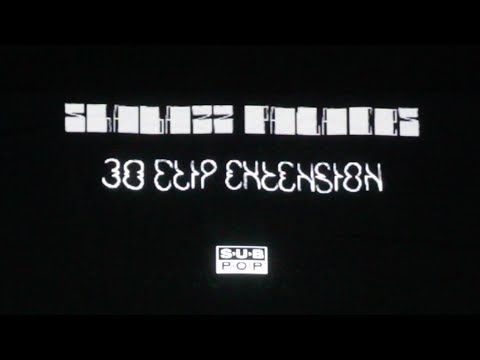 Shabazz Palaces - 30 Clip Extension [LYRIC VIDEO]