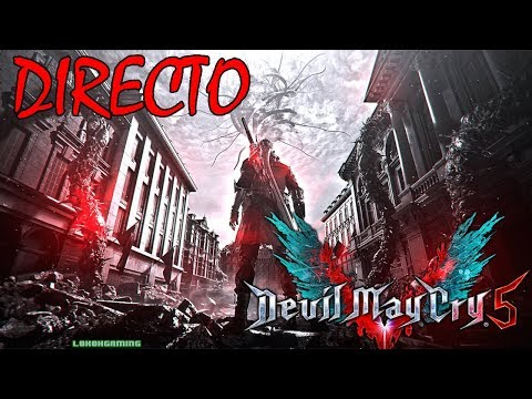 Devil May Cry 5 - Directo Demo - Español - Impresiones - Primeros Pasos - Xbox One X thumbnail