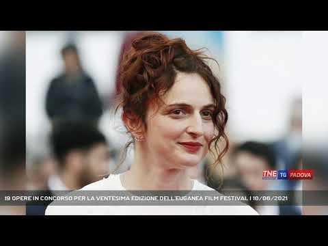19 OPERE IN CONCORSO PER LA VENTESIMA EDIZIONE DELL'EUGANEA FILM FESTIVAL   10/06/2021