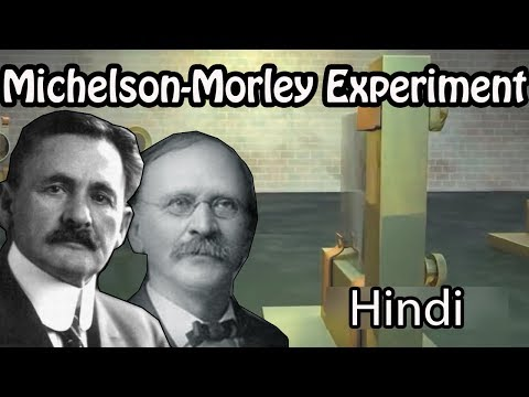 Michelson-Morley Experiment Hindi || Where is aether? Light nature part 3