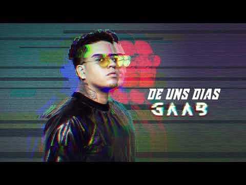 Free Download Gaab - De Uns Dias (Áudio Oficial) Mp3 dan Mp4