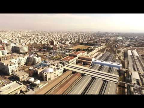 Iranian Railways for Tourism