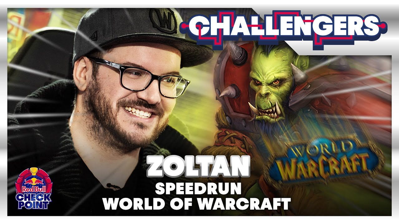 ZOLTAN détruit le chrono sur WORLD OF WARCRAFT ? - Challengers