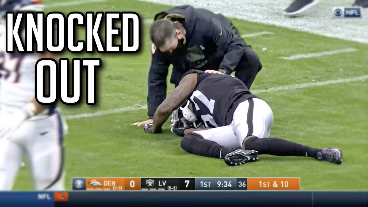 Download NFL Knockout Hits of the 2020 Season (Scary)    ᕼᗪ