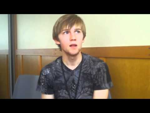 Does JASON DOLLEY Have an On-Set Embarrassing Moment?