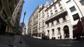 Avenida Alvear Recoleta Retiro Buenos Aires Argentina