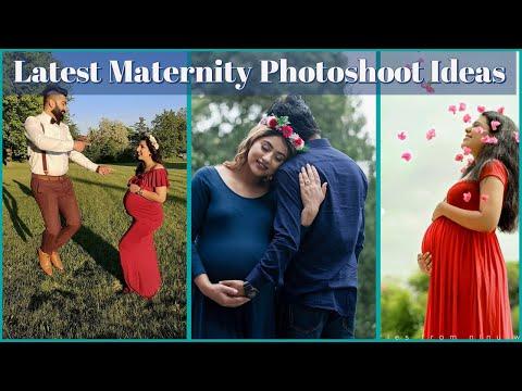latest-maternity-photoshoot-ideas-|-pregnancy-photoshoot-ideas-|-trending-ideas