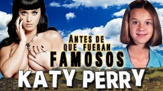 KATY PERRY - Antes De Que Fueran Famosos - I KISSED A GIRL