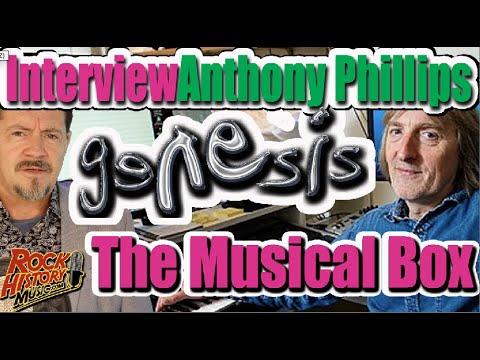 Ex Genesis Guitarist On The Beginning Of