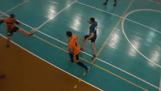Центр САМИ 1 й тайм Чемпионат мини футбол 2020 21