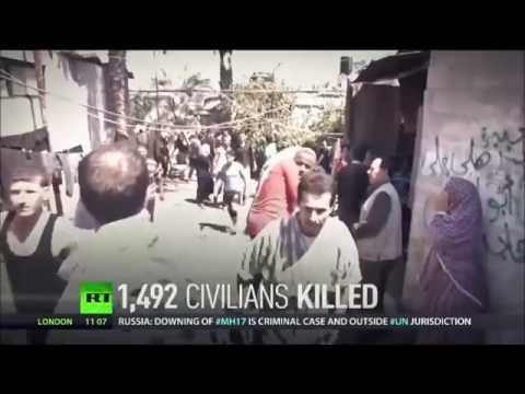 'Disproportionate & indiscriminate attacks' Amnesty accuses Israel of Gaza war crimes