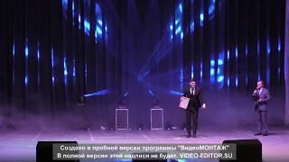 Астемир Насипов  Благотворительный концерт в ДК профсоюзов 15.12.17г.