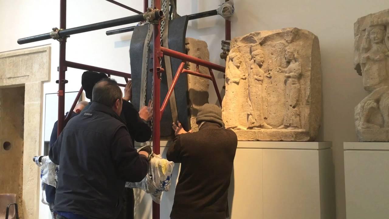 Dentro il nuovo Museo Salinas