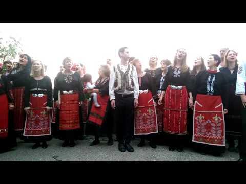 London Bulgarian Choir - Rotherhithe 18th June 2016