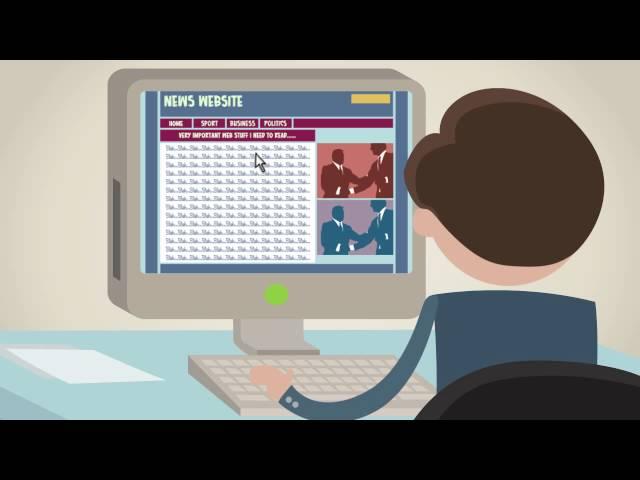 Видео презентация AdBlock