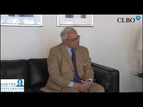 Rolf-Ernst Breuer im Gespräch mit Rolf van Dick (CLBO)