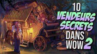 ENCORE 10 VENDEURS SECRETS DANS WOW   WORLD OF WARCRAFT BATTLE FOR AZEROTH FR