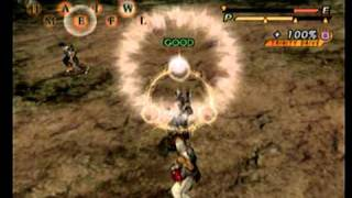 Magna Carta PS2 Gameplay #48 Calintz's battle with Clerics at Mabres